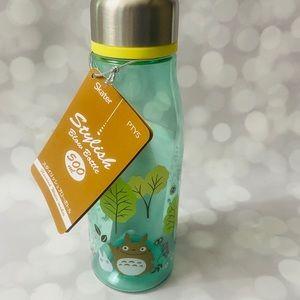 BNWT Totoro Infuser Water Bottle